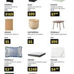 [NSW] Free Kitchen Planning, HEMNES Bookcase $169, ALEX Drawer Unit $99 + More @ IKEA (Marsden Park)