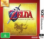 [3DS] The Legend of Zelda: Ocarina of Time 3D $10 + Delivery ($0 with Prime/ $39 Spend) @ Amazon AU