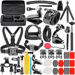 NEEWER 50-in-1 Action Camera Accessory Kit for GoPro $27.87 + Delivery ($0 with Prime/ $39 Spend) @ Neewer Amazon AU