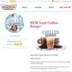 [NSW, QLD, VIC, WA] $2 Iced Coffee with Any Purchase @ Krispy Kreme