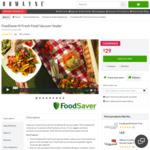 Sunbeam Foodsaver Fresh Food Vacuum System $29 (RRP $129) @ Domayne
