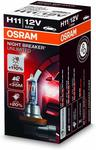 Osram Night Breaker Unlimited Headlight Bulbs (H11 $11.44, H7 $13.53, H4 $6.61 ea) + Delivery ($0 with Prime/$39 Spend) @ Amazon