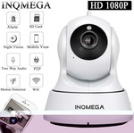 INQMEGA Cloud IP Camera Wireless Auto Tracking Home 720P AU $23/US $14.99, 1080P AU $35/US $23 Delivered @ GearBest