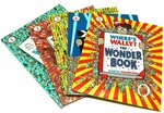 Where's Wally 5 Book Pack $19.99 + $2.00 Delivery (RRP $74.95) @ The Reading Nook