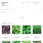 Herb Seeds $0.75 Per Packet + Delivery (Was $1.00) @ River Duck Farm