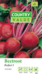 Country Value Vegetable & Flower Seed Varieties $0.99 (Was $1.68) @ Bunnings