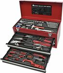 Mechpro 187pc Tool Kit with Chest $79 (SAVE $136) @ Repco