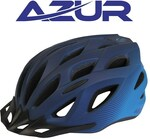 Azur L61 Cycling Satin Black Bike Helmet (Size ML Only) $19.98 (Was $69.95) + Shipping @ Le Tour Cycles