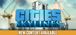 [PC] 3 Free DLCs for Cities Skylines @ Steam