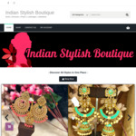 30% off @ Indian Stylish Boutique