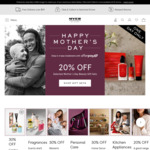 20% off Selected Mothers Day Beauty Gift Sets @ Myer