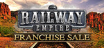 [PC] Railway Empire $17.48 (Was $69.95) @ Steam