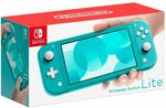 Nintendo Switch Lite Console Turquoise $295 Delivered @ Amazon AU