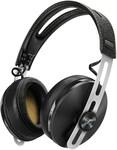 Sennheiser Momentum 2.0 Wireless Noise-Cancelling Over-ear Headphones (Black) $231.30 Delivered @ David Jones
