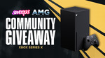 Win a Xbox Series X from Sweeps and AMG