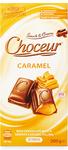 Choceur Caramel Block 200g $1.99 (Was $2.99) Moser Roth Dark or Dark Sea Salt 125g $1.99 (Was $2.99) @ ALDI