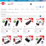 SanDisk Ultra Dual 128GB USB Type-C USB 3.1 Drive $26.95, SanDisk Cruzer Glide 128GB USB 3.0 Drive $22.95 Del @ Shopping Square