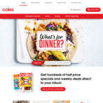 """One Free Coles """"Little Treehouse Books"""" with Every $30 Purchase @ Coles (24 to Collect)"""