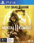 [PS4] Mortal Kombat 11 $19 + Post (Free Prime Delivery/ $39 Spend) @ Amazon AU