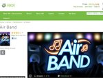 Kinect Air Band Is Free!