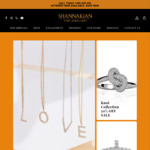 Win a Diamond Initial Necklace Valued at $750 from Shannakian Fine Jewellery