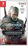 [Switch] The Witcher 3 Wild Hunt Complete Edition $60.60 + Delivery (Free with Prime) @ Amazon UK via AU