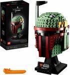 LEGO Star Wars Boba Fett Helmet 75277 $71 Delivered @ Amazon AU