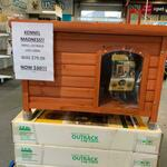 [NSW] Small Outback Wood Kennel $30 (Was $79.99) @ PETstock (Adamstown)