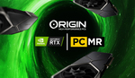 Win an NVIDIA GeForce RTX 3080 GPU from ORIGIN PC