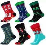 Christmas Socks Size 39-46 6 Pairs US$4.85/A$6.82 + US$5.99/A$8.99 Delivery (Free with $25+ Spend) @Beltbuy
