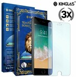 3 Pack of Kinglas Tempered Glass Screen Protectors Available for All iPhone Models $12 Delivered @ Blake's Phone Repair