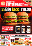 Hungry Jack's Vouchers (Valid until 01 February 2021)