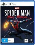 [PS5] Spiderman Miles Morales $78, COD BO Cold War $88, Assassin's Creed Valhalla $64 Delivered @ Amazon AU