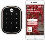 Yale Assure Lock SL - Key Free Smart Lock Touchscreen Keypad in Bronze $277.74 + Shipping ($0/w Prime) @ Amazon US via AU