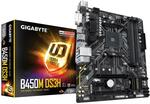 Gigabyte B450M DS3H mATX Motherboard $69 + Delivery @ Shopping Express