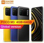"Xiaomi Poco M3 (6.53"", 4GB/64GB, SD662, 4G B28) + Redmi Airdots 2 US$152.79 (~A$202) Delivered @ Xiaomi-Global Store AliExpress"