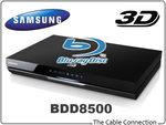 Samsung BDD8500 - Blu-Ray, 500GB HDD PVR, 3D, Smart TV - $349 Pickup MEL or Plus Post $19
