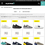 Up to 77% off: New Balance Men's 247S $34.99, Vans Shoes $20.99 (C&C/+Shipping/Free Shipping $130+) @ Platypus