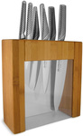 Global Ikasu 7-Piece Knife Block Set $314 (RRP $899) + Delivery ($0 C&C/ eBay) @ Peter's of Kensington & eBay