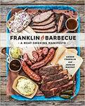 Franklin Barbecue: A Meat-Smoking Manifesto - Hardcover $33.92 (RRP $49.99) + Delivery ($0 with Prime / $39 Spend) @ Amazon AU