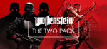 [PC] DRM-free - Wolfenstein: The Two Pack (Wolfenstein New Order and Old Blood) - ~$4.54 (Russian VPN required to buy) - GOG