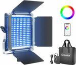 Neewer 530 RGB Led Light with APP Control, 528 SMD LEDs $96.74 Delivered @ Neewer Global AU via Amazon AU