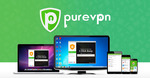 PureVPN - 5 Years for US$44.55 (~A$56.61, 93% off)