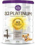 a2 Milk Platinum Infant Formula Stage 1, 900g $32.99 + Delivery ($0 with Prime/ $39 Spend) @ Amazon AU