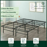 Zinus Foldable Smart Bed Base from $89 + Delivery ($0 to Most Metro Areas) @ Zinus eBay