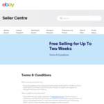 Sell for Free for 2 Weeks When You Register to Get Paid via Bank Account @ eBay AU