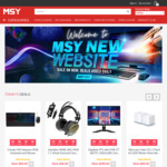 $0.99 Shipping with No Minimum Spend @ MSY