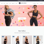 50% off Women's Activewear Range (Excludes Outlet and Preorder Styles) @ Active Truth