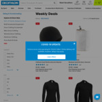 50% off Ski Helmets & Cold Protection Gear from $4.50 + Delivery ($0 C&C) + Special Bundle Deal on Bike @ Decathlon