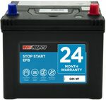 25% off Repco Batteries: Q85 EFB Start Stop Battery $205.50 ($0 C&C) @ Repco